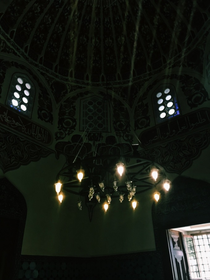The Green Mosque