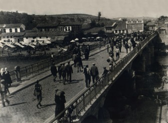 Kirmasti Bridge, Kemalpasa, 1927