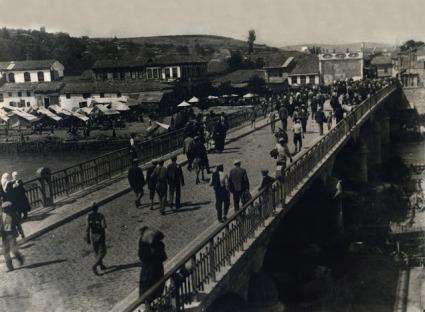 Kirmasti Bridge, Kemalpasa, 1927